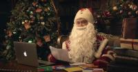 С наступающим Новым годом! Поздравление от деда Мороза