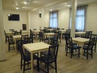 зал для проведения тренингов за городом в Ленобласти до 120 челвоек, база Фрегат