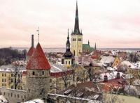 Сказочный Таллин и Красавица Рига