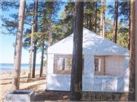 Беседка для пикника на природе на компанию до 20 человек, на берегу Финского залива, пансионат морской прибой, шатер беседка УЮТ