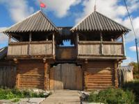 «Молодецкие забавы» Экскурсионно-интерактивная программа в музее «живой» истории с посещением крепости «Корела»