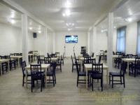 Банкетный зал на берегу озера в Ленинградской области (со звуковым оборудованием)