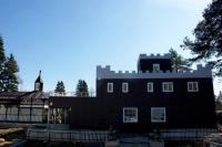 Коттедж замок на 15 человек с собственным банкетным залом