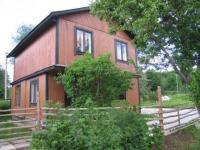 Уютный коттедж на 5 человек за городом в Ленобласти на длительное размещение, Гостевой дом укромное местечко