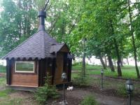 Гриль-домик в Репино