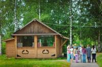 Чайный домик в Петергофе