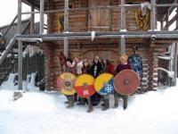 «В гостях у викингов» с обзорной экскурсией по Выборгу