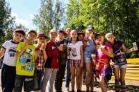 Программный лагерь «Оранжевая Планета» Летние каникулы 2017 Детский оздоровительный лагерь «Факел+»