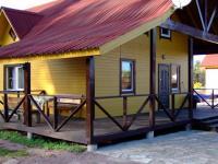 Коттеджи, гостиницы, базы отдыха в Ленобласти Эконом