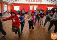 В детском лагере «Оранжевая планета» началась весенняя смена.