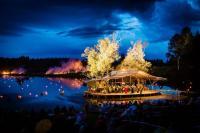 4-5 августа на хуторе Лейго, что находится в Южной части Эстонии, пройдет юбилейный XX-й фестиваль Озерной музыки.