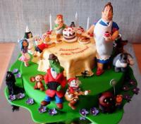 Детский день рождения, праздники