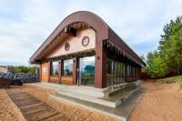 Банкетный зал на Ладожском озере