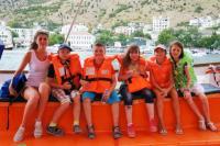 Новая смена «Оранжевой планеты» в Крыму «Тайна Черного моря»