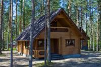Аренда коттеджей с сауной и камином в Ленинградской области, База Брусника