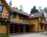Зал для конференций в Ленобласти рядом с городом, вместимость до 70 человек, Загородный клуб Орех