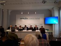 17 апреля состоялась пресс-конференция по проблемам в сфере пассажирских перевозок