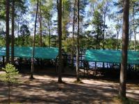 """Площадка для пикника на берегу озера """"Пристань"""""""